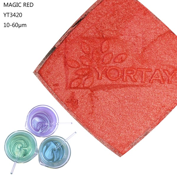 YT3420 Pearlescent pigment
